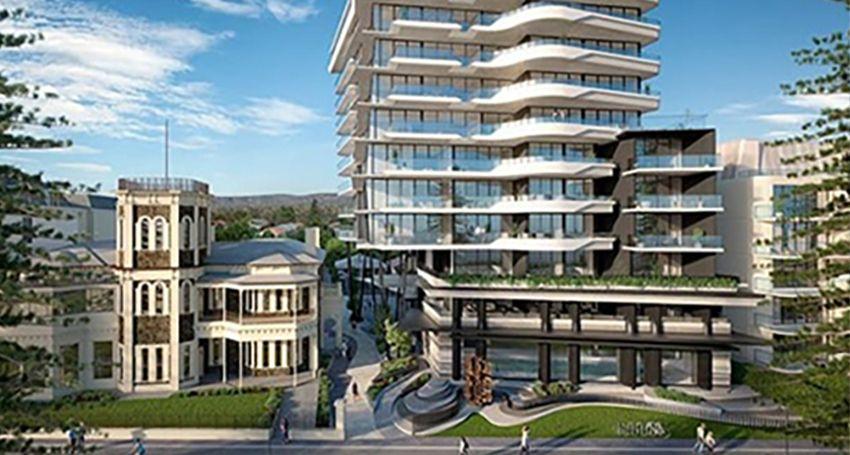 EI8GHT Apartments