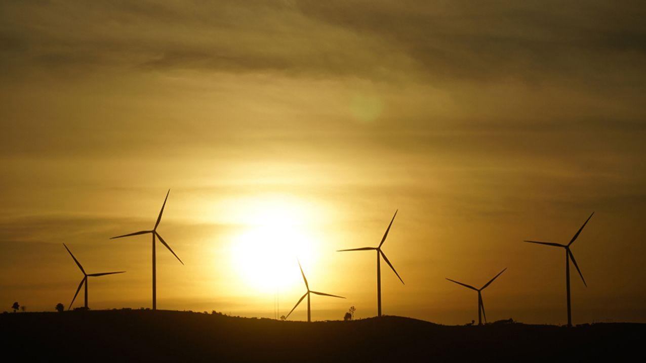 Lincoln Gap Windfarm