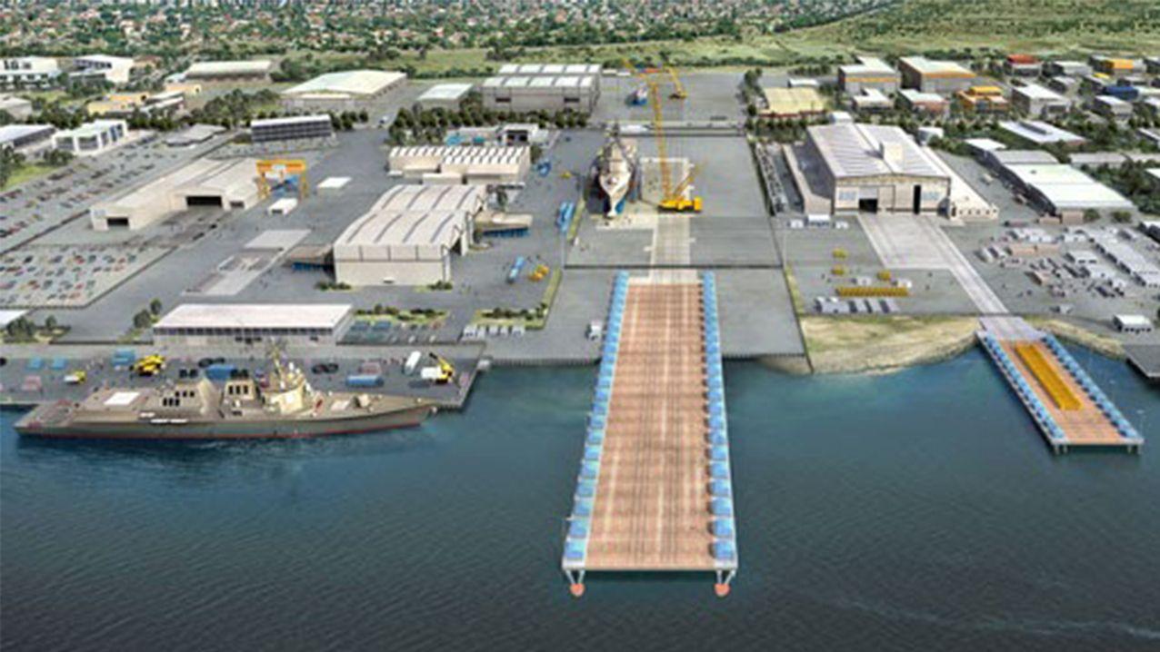 Osborne South Naval Shipyard